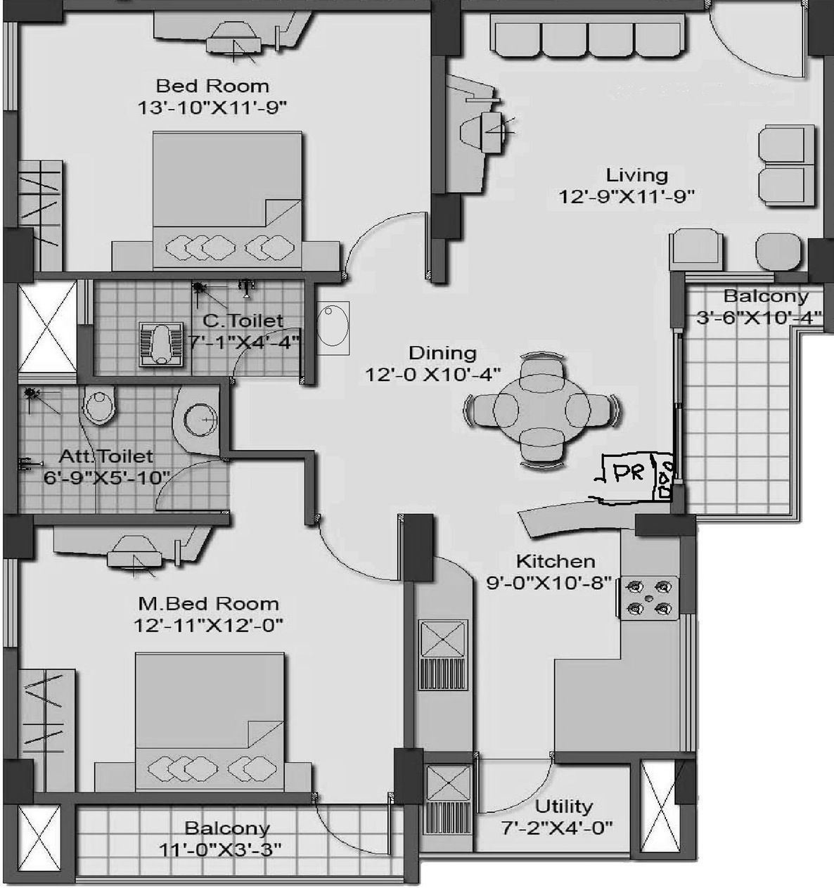 Apartment Design Plan 107. Interior Design Sketch App. Sketch Up Interior  Design. Interior Part 85