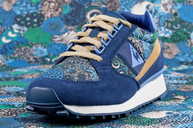 98a7ea58a139 LIBERTY OF LONDON x LE COQ SPORTIF (MIDNIGHT PACK) | Just Kicks ...