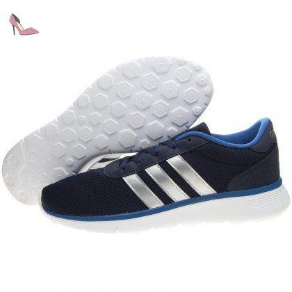 adidas Cloudfoam Groove W, Chaussures de Sport Femme, Azul (Maruni/Maruni/Ftwbla), 38 2/3 EU