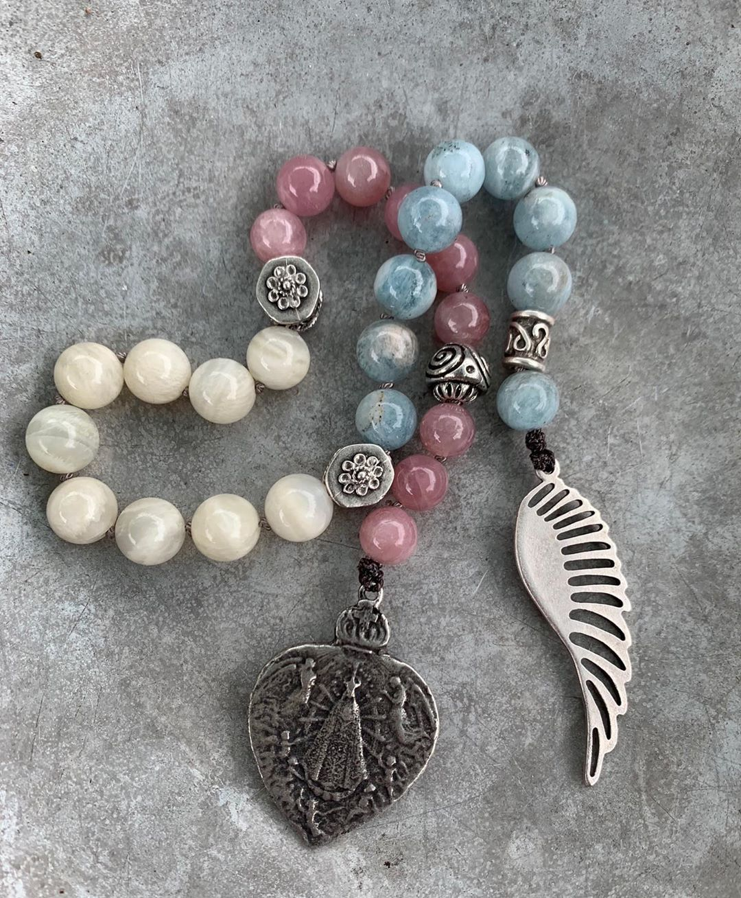 Deep Rooted Woman on Instagram 27 Bead Hand Mala to Activate and Embody Sel Deep Rooted Woman on Instagram 27 Bead Hand Mala to Activate and Embody Self Compassion  Dee