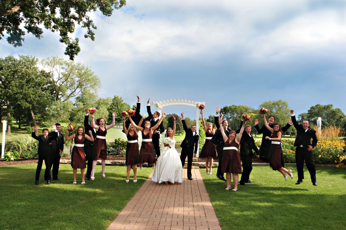 Weddings Banquets At Silver Lake Country Club Orland Park
