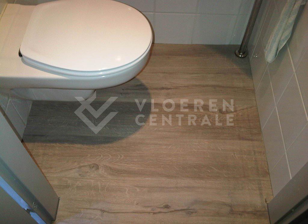 PVC vloeren (click systeem) zijn zelfs geschikt voor in natte ...
