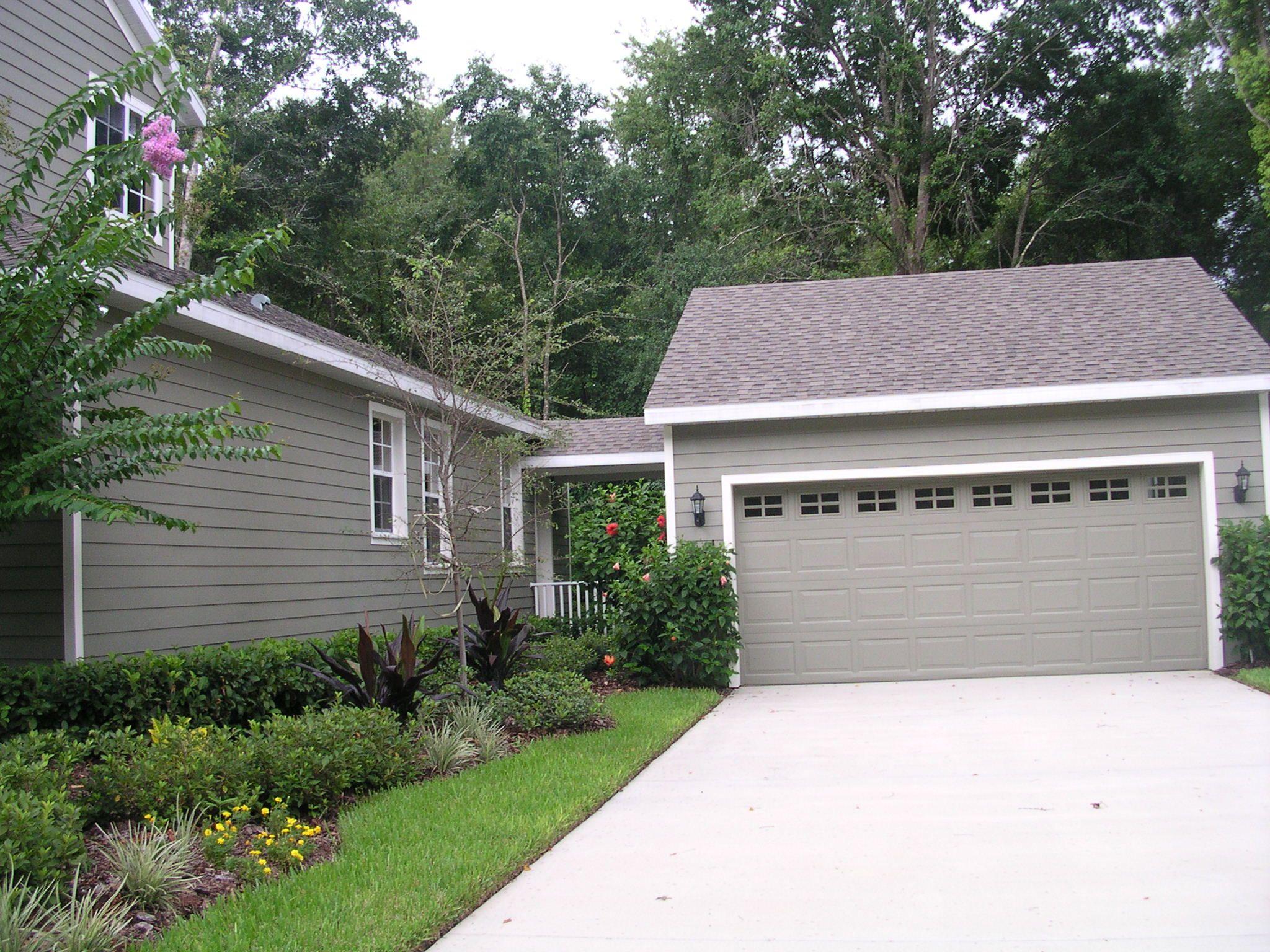 Detatched Garage Idea Breezeway Mobile Home Porch House With Porch