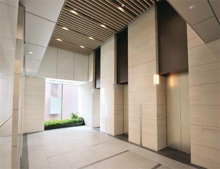 design-for-elevator-lobby in 2019   Elevator lobby design ...