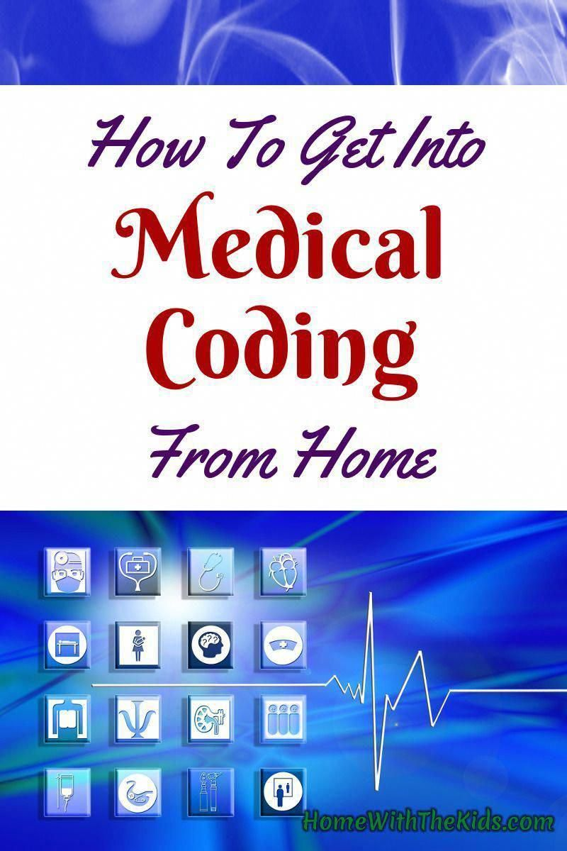How to get into medical coding jobs from home. Tips to