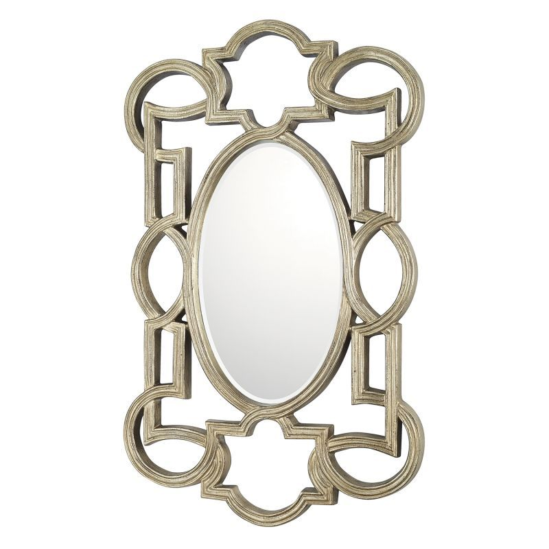 Capital Lighting 716401mm Products Mirror Silver Wall