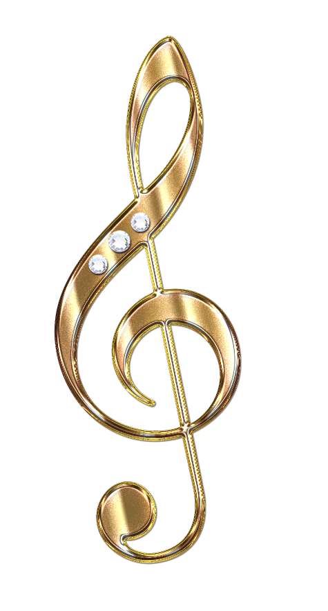 Treble Clef By Lyotta On Deviantart Music Jewelry Treble Clef Jewelry Art