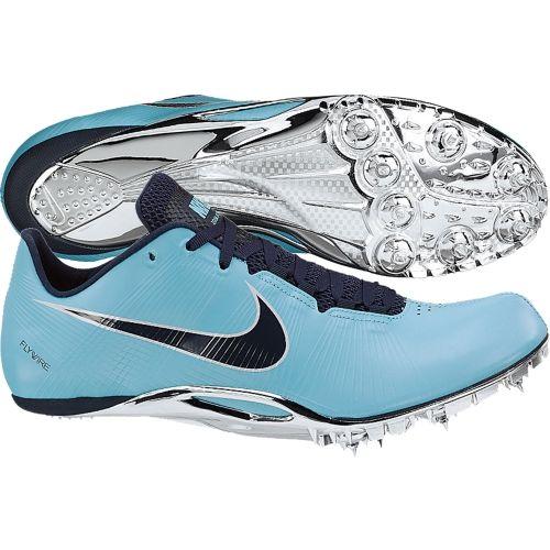 Sepatu Spikes Nike Zoom JA Fly Blue