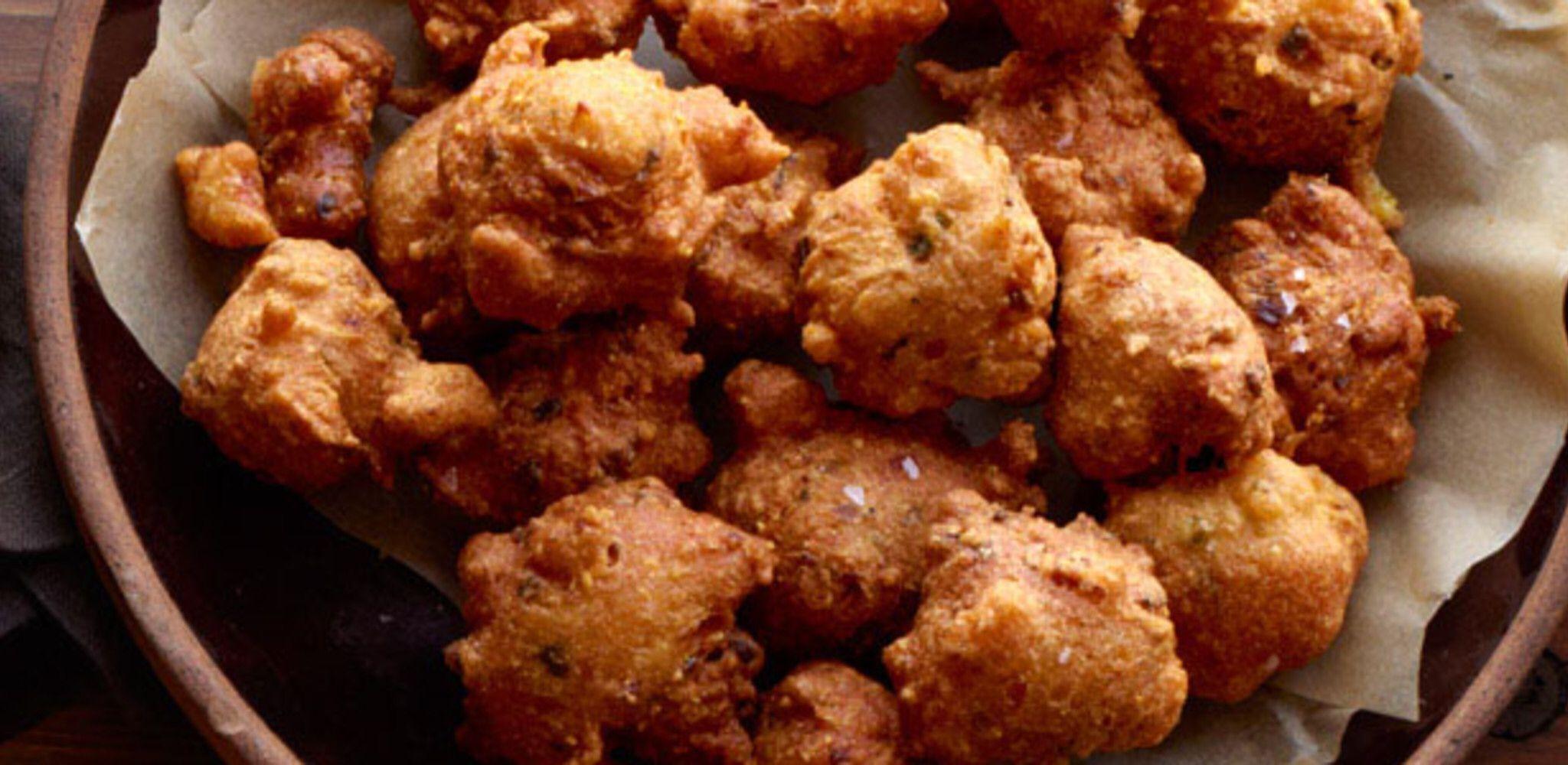 Jalapeno Hushpuppies Recipe Food Network Recipes Recipes Food