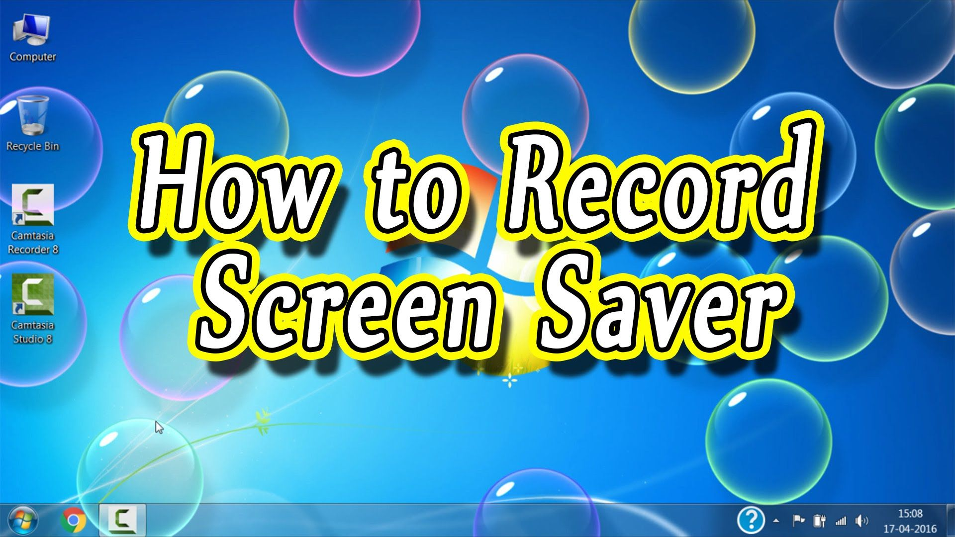 How To Record Screensaver In Windows Mac New 2016 Screen Savers Records Savers