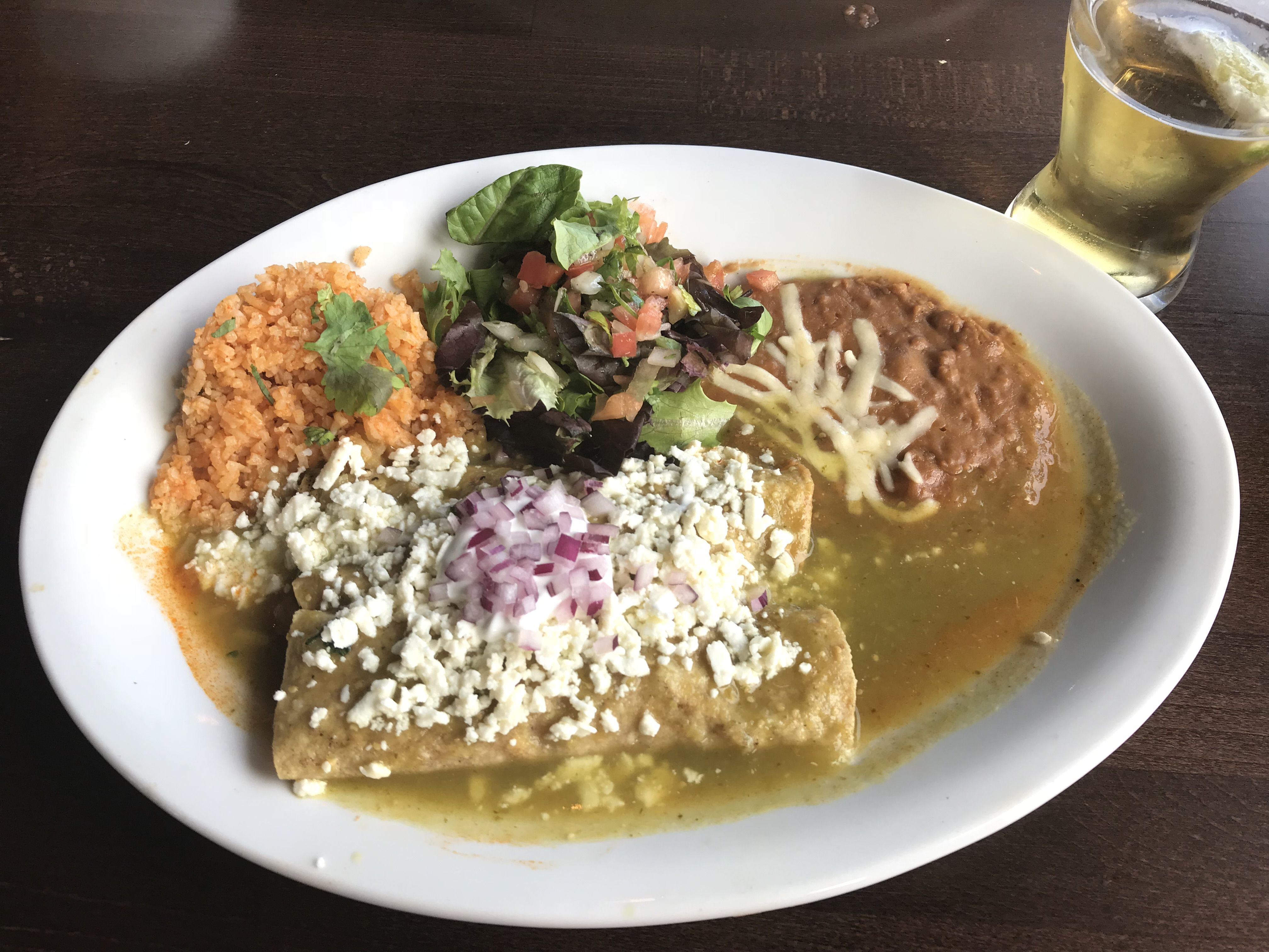 Cafe El Tapatio Review Mexican Restaurant In Glenview Chicago