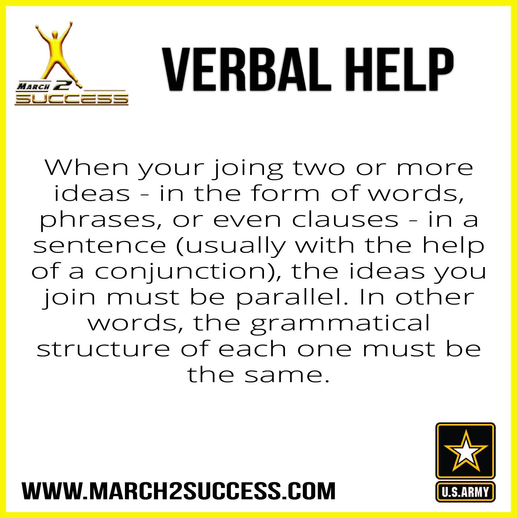 Pin On Verbal Skills