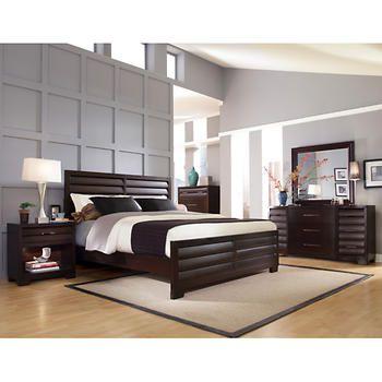 Ashbury 6-piece Queen Bedroom Set Bedroom Pinterest Queen