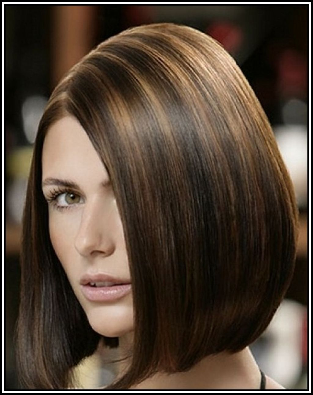 Short Light Brown Hair With Caramel Highlights Hairstyles