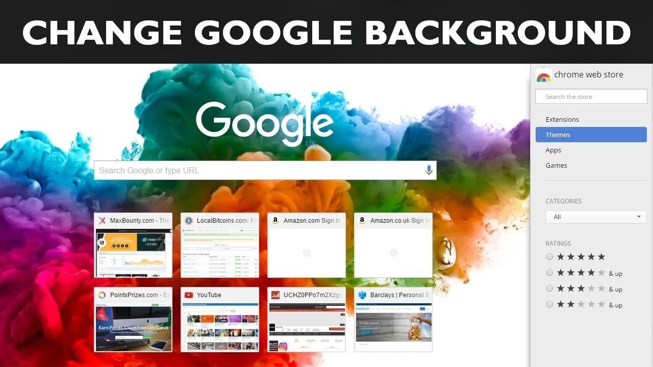 apply cool Google Background Update Us Now