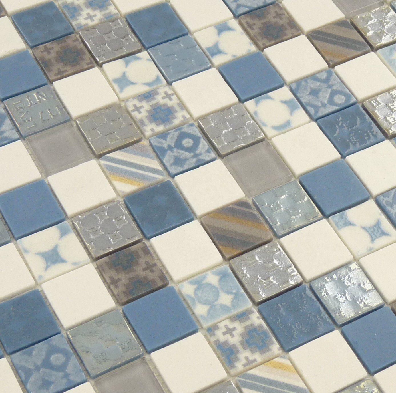 Tesoro 1 X 1 Blue Glass Square Tile Glossy Matte Onicosmzambra Glass Pool Tile Blue Glass Glass Tile