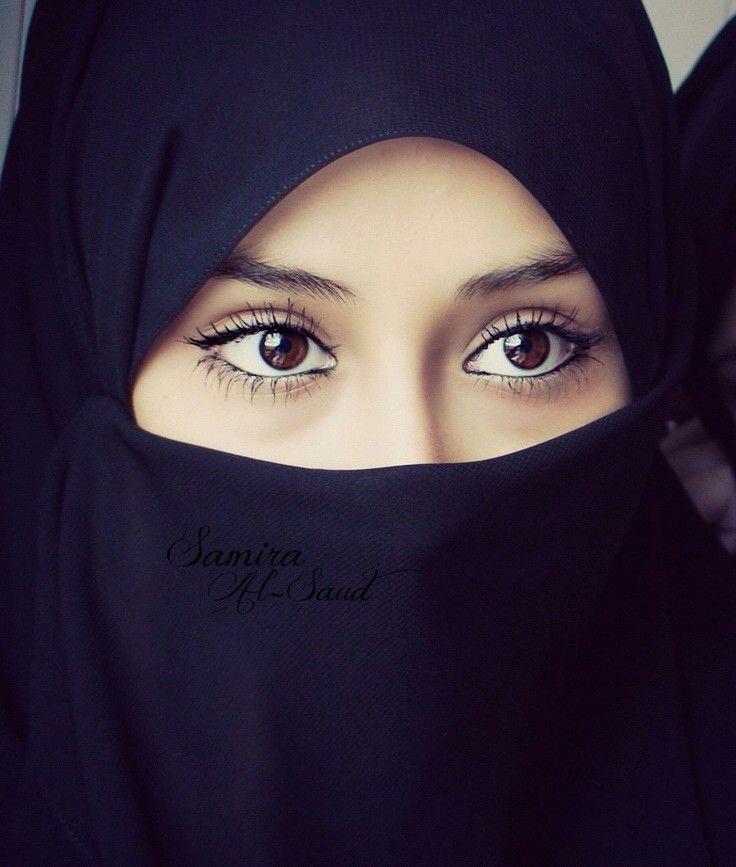 สกดใจ หย ด น ง Niqab Eyes Beautiful Hijab Muslim Beauty