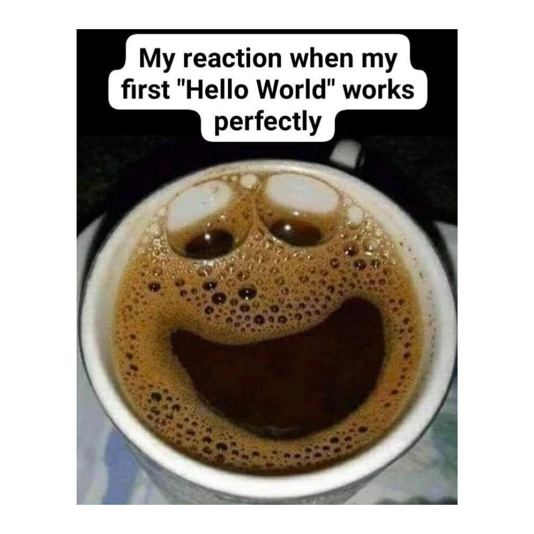 Programming Meme Coffee Meme Food Coffee Time