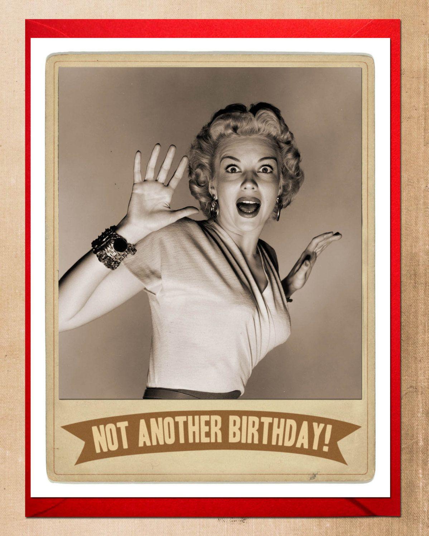 Birthday Card Screen Queen Birthday Cards Black And White Etsy Retro Birthday Happy Birthday Vintage Birthday Cards