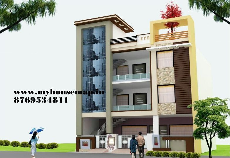 G 2 Residential Apartment India