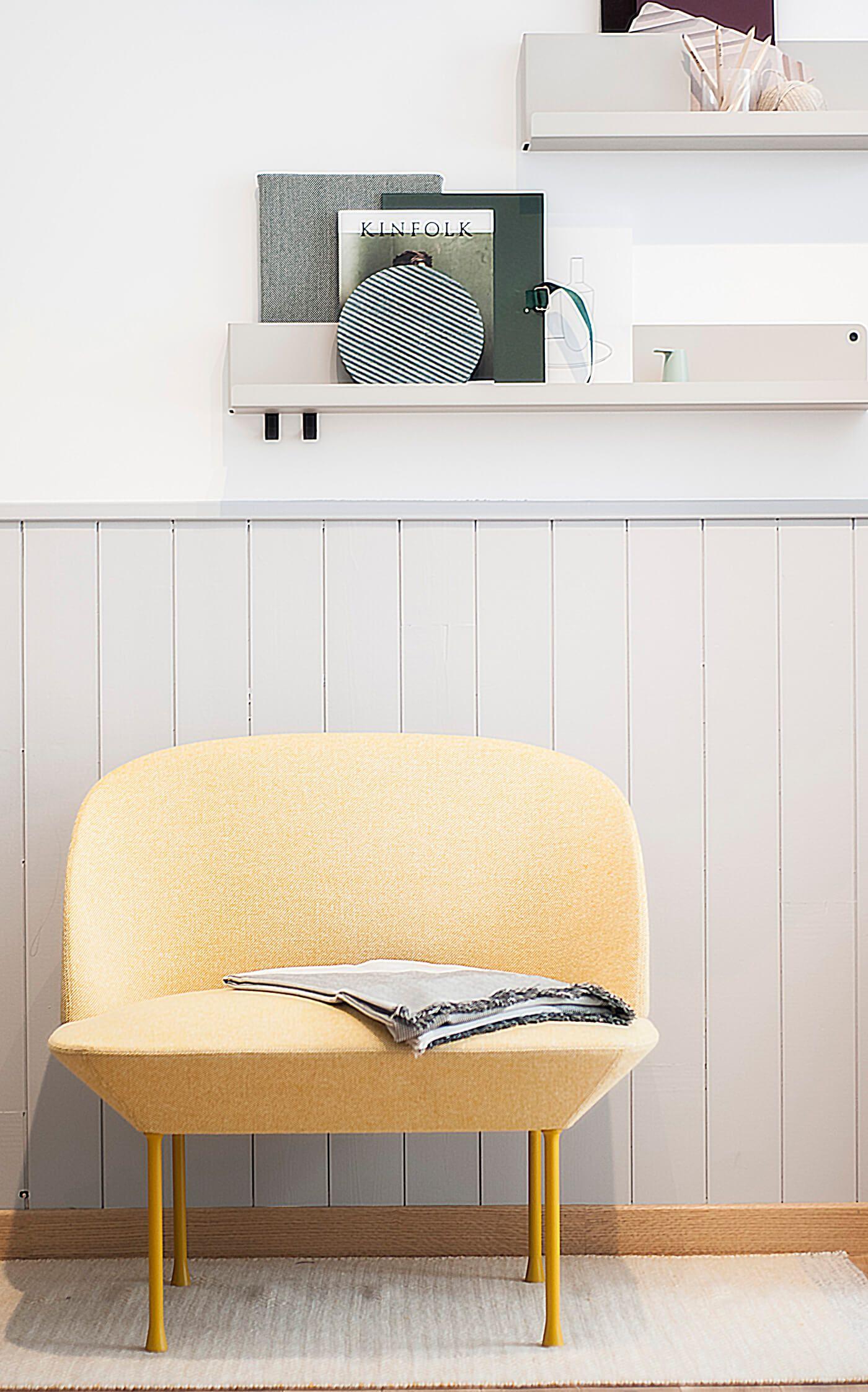 Muuto S Installe A Paris Frenchy Fancy Meuble Jaune Decoration Maison Mobilier Design