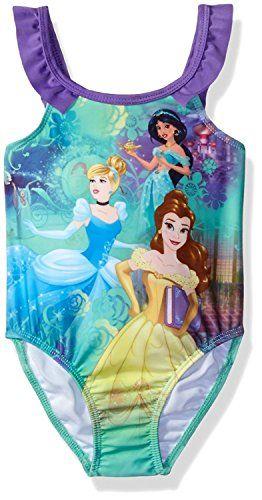 507223d5ec7f1 Disney Princess Girls Swimwear Swimsuit  swimwear  swim  swimsuit ...
