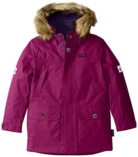 Jack Wolfskin Girls Calgary Parka Jacket | Teen Girls' Coats