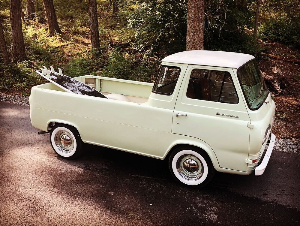 1964 Ford Other Pickups 1964 Ford Econoline Pickup Rare Old