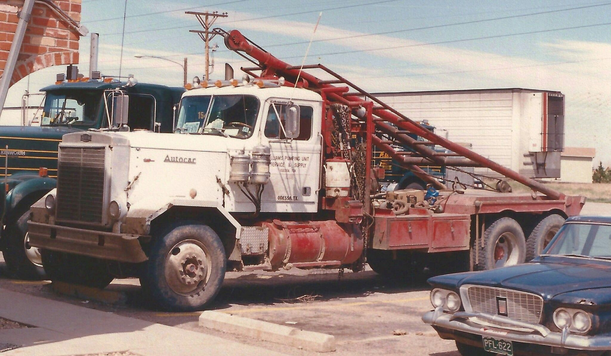 Pin by John Luckfield on Oilfield | Trucks, Big trucks, Rigs