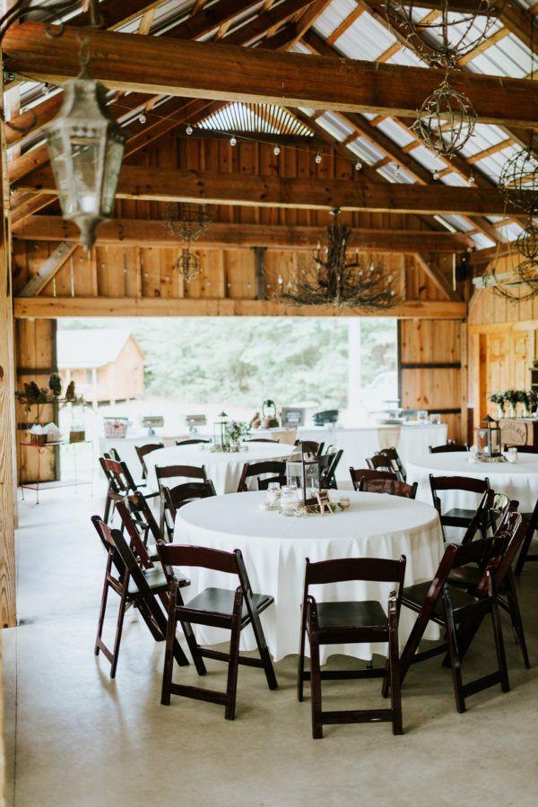 Affordable Wedding Venue in barn wedding