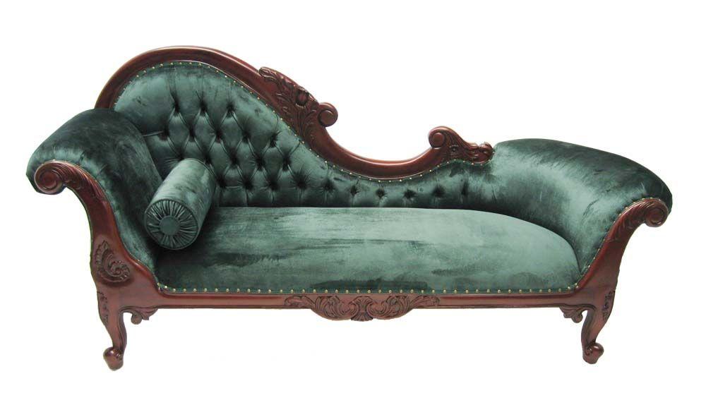 chaiselongue antik. Black Bedroom Furniture Sets. Home Design Ideas
