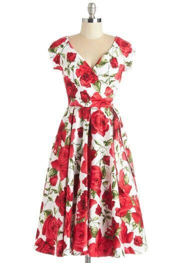 My dress, your dress
