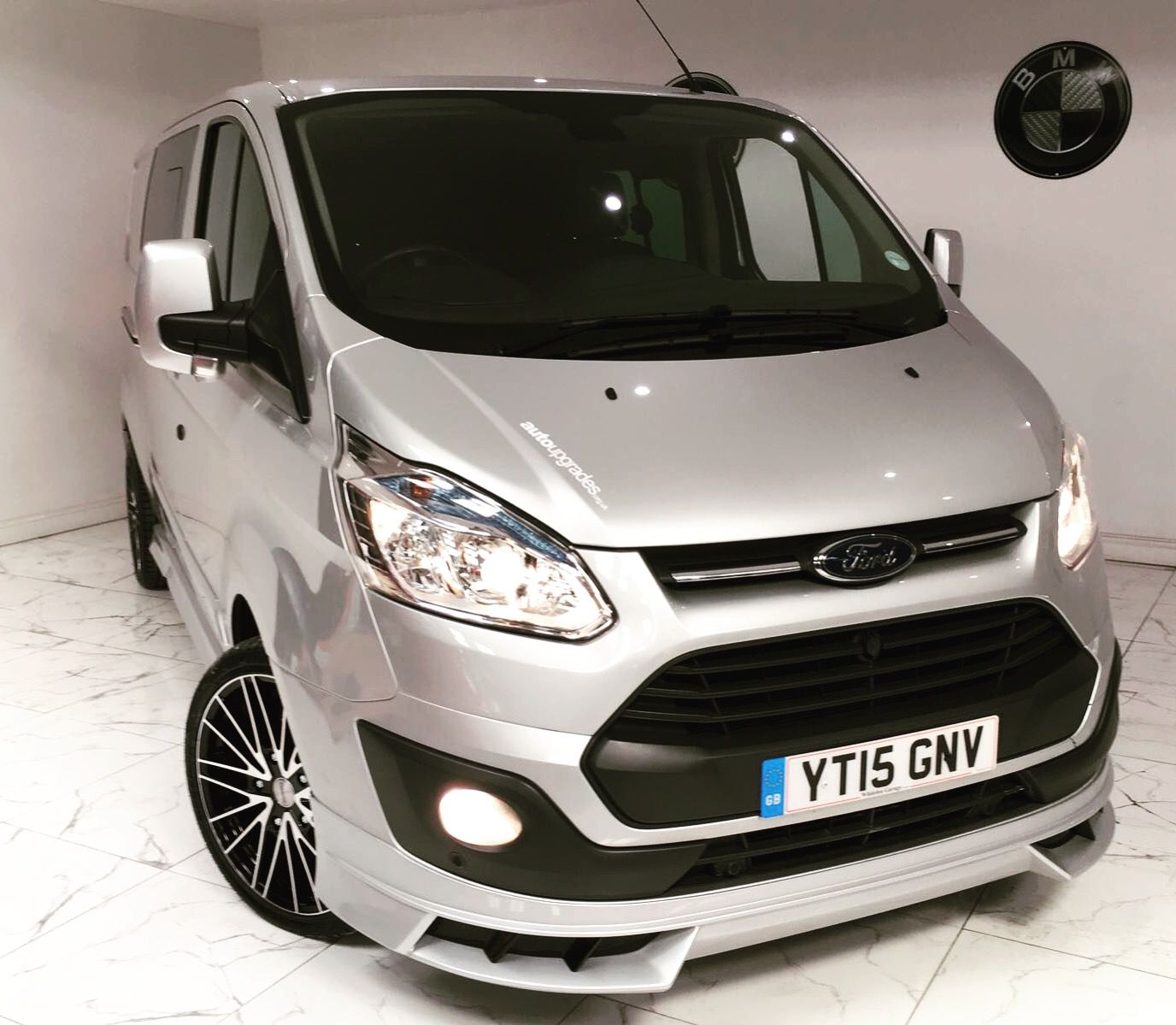 Ford Transit Custom Bodykit By Xclusive Customz For Van Tuning