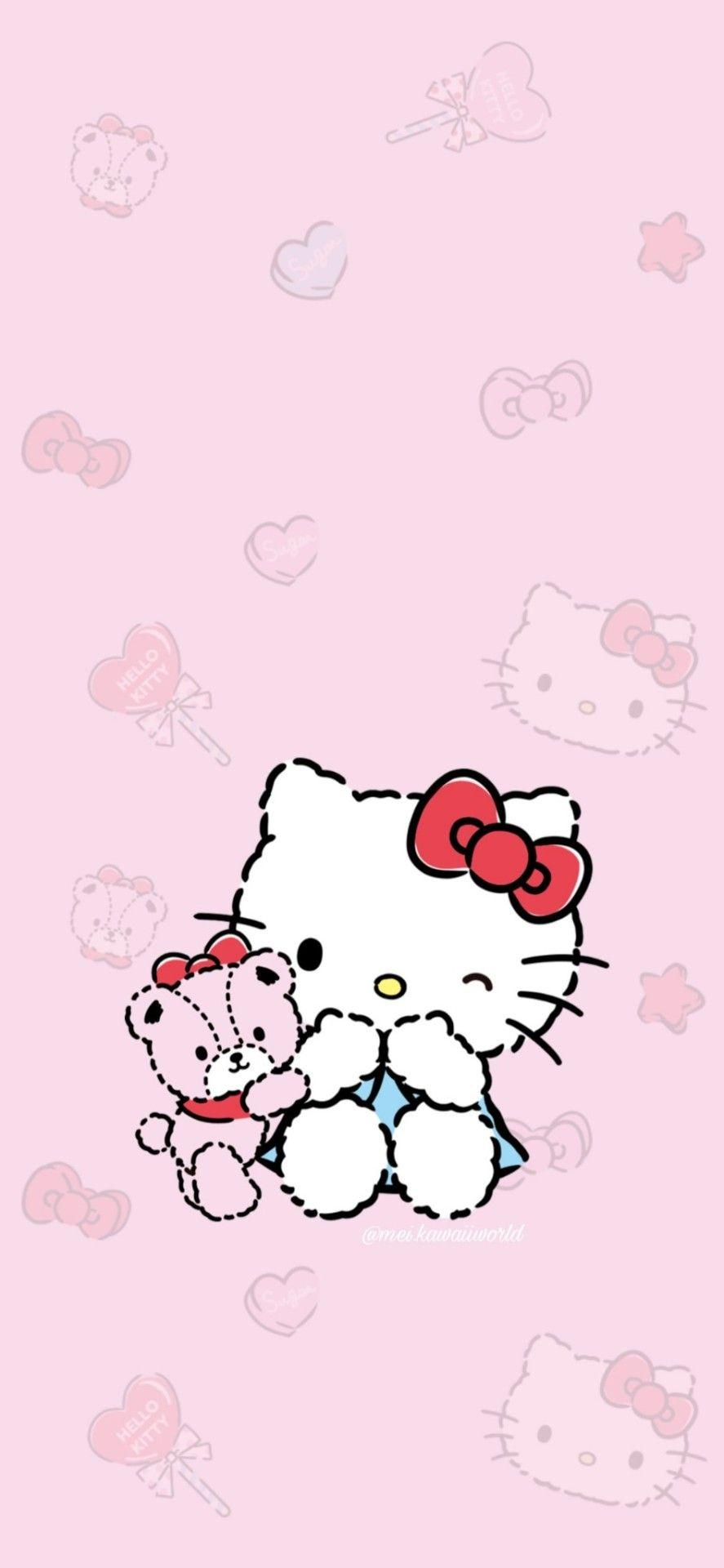 Kawaii Wallpapers Page Hello Kitty Phone Wallpaper Hello Kitty Wallpaper Hello Kitty