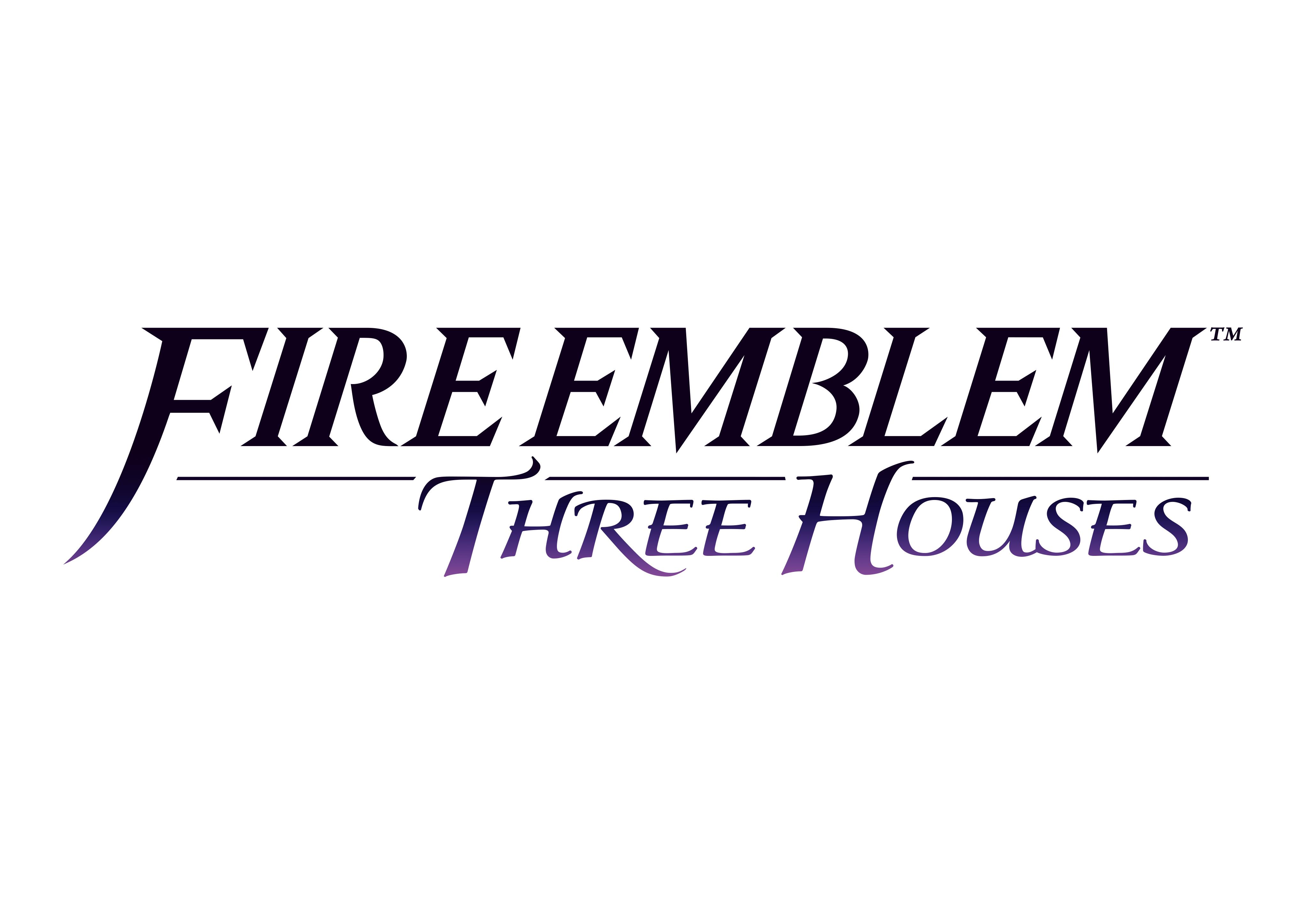Fire Emblem Three Houses White Logo Fire Emblem Emblem Logo Emblems