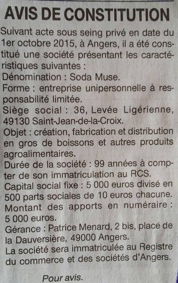 Extrait K-Bis Acte de naissance de Sodau0027Muse Pinterest - master settlement agreement