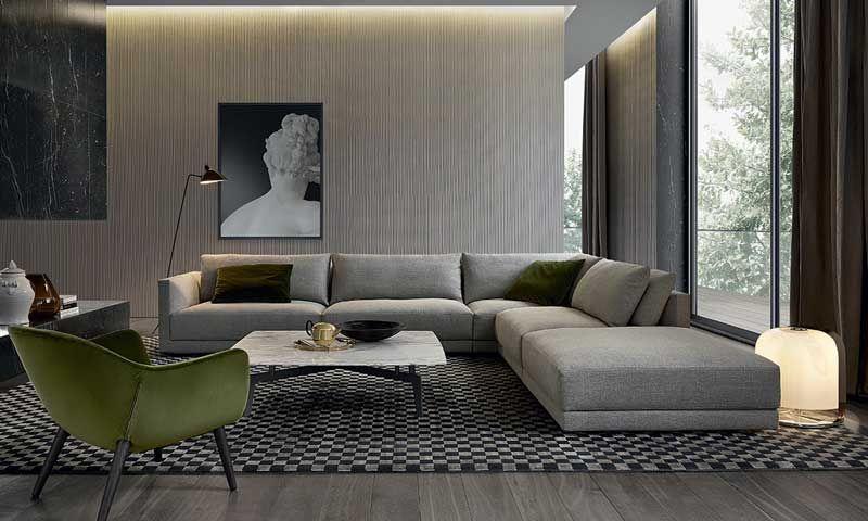 Sofá: el verdadero rey de la casa | Living rooms, Room and Interiors