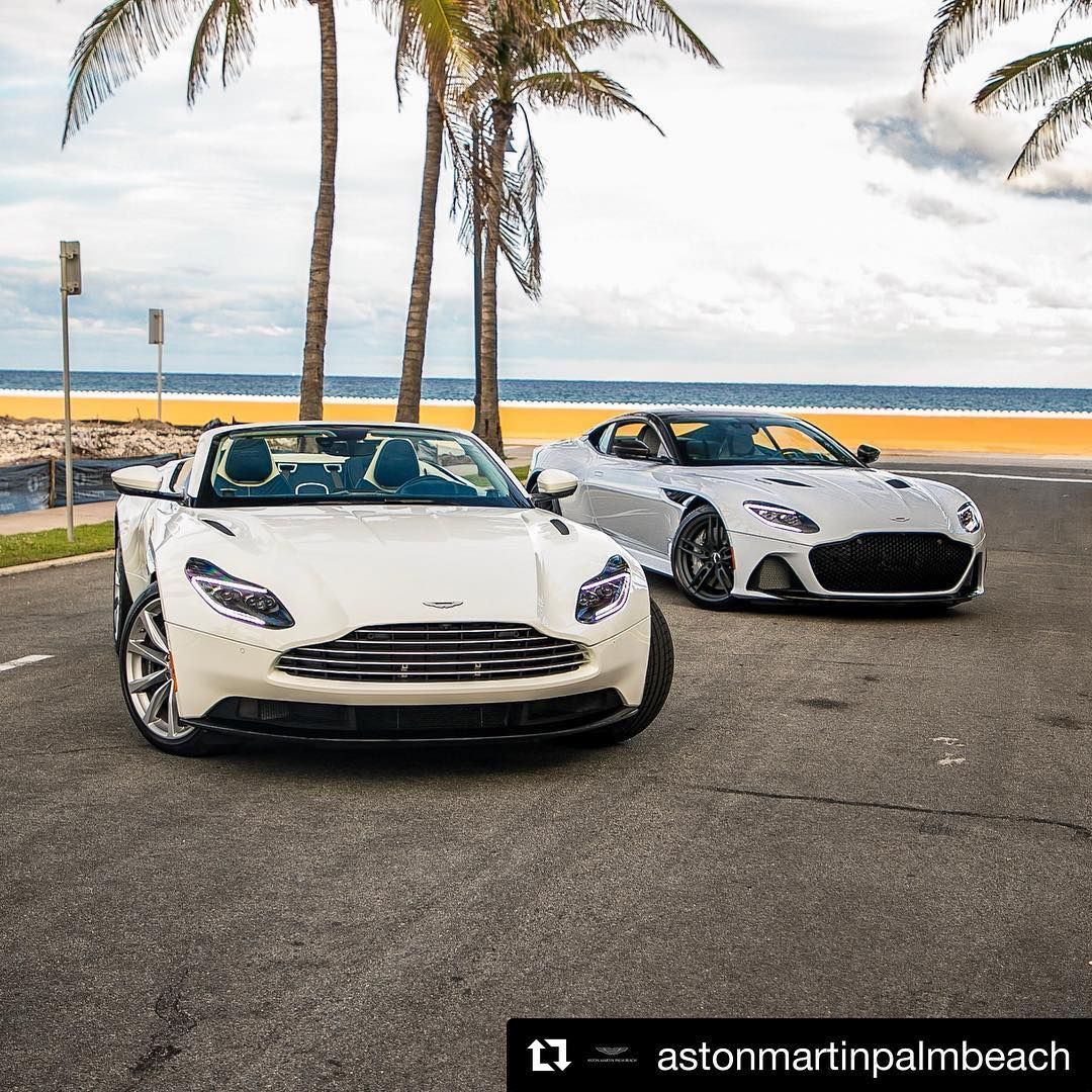 "Aston Martin News On Instagram: ""DB11 Volante X DBS"