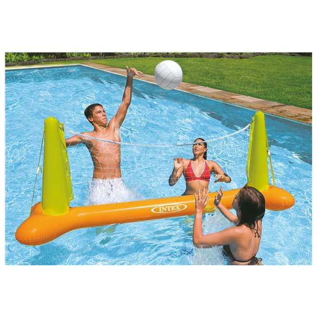 Intex Inflatable Floating Swimming Pool Toys Volleyball Game Swimming Pool Toys Pool Accessories Cool Swimming Pools