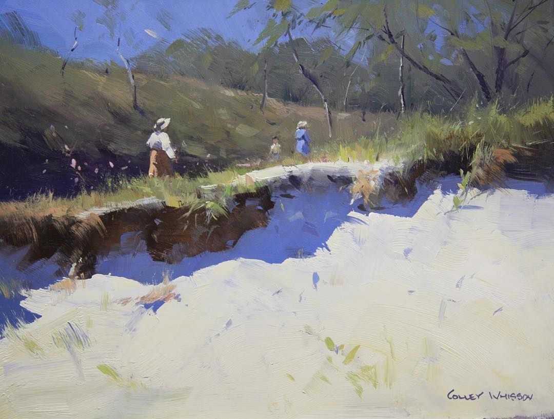 Colley Whisson On Instagram The Long Walk Home Australia