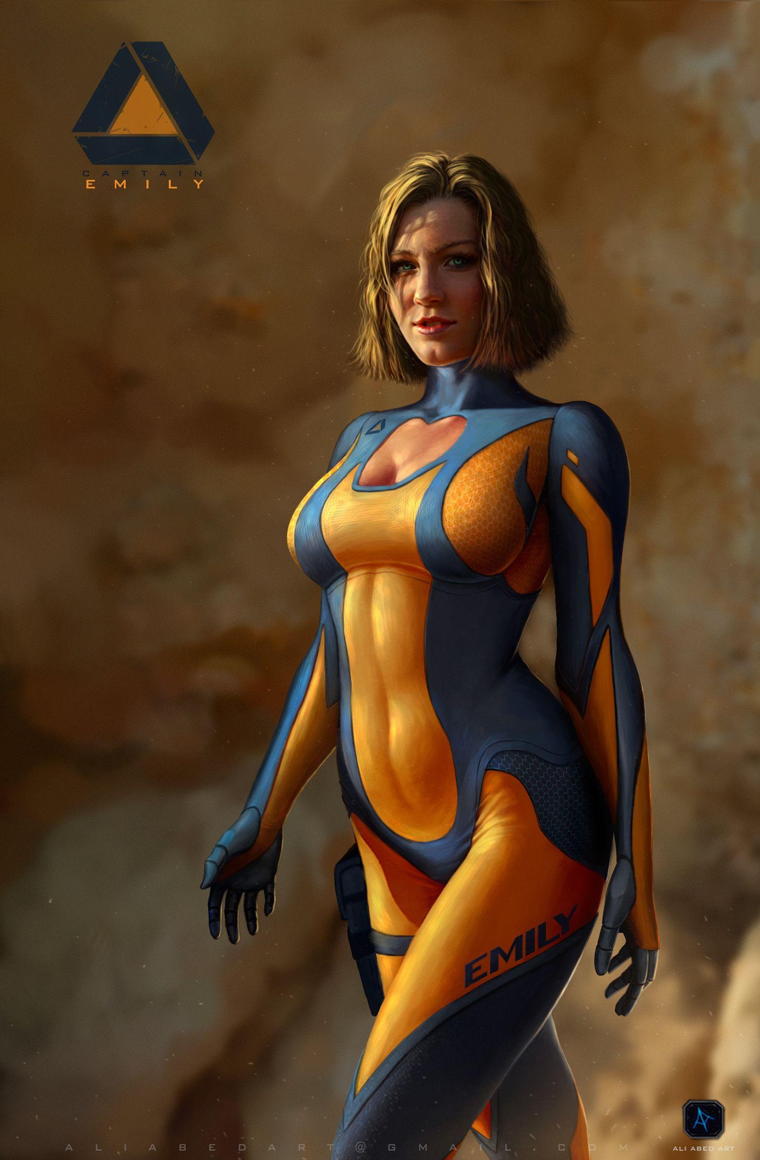 Sci Fi Costume