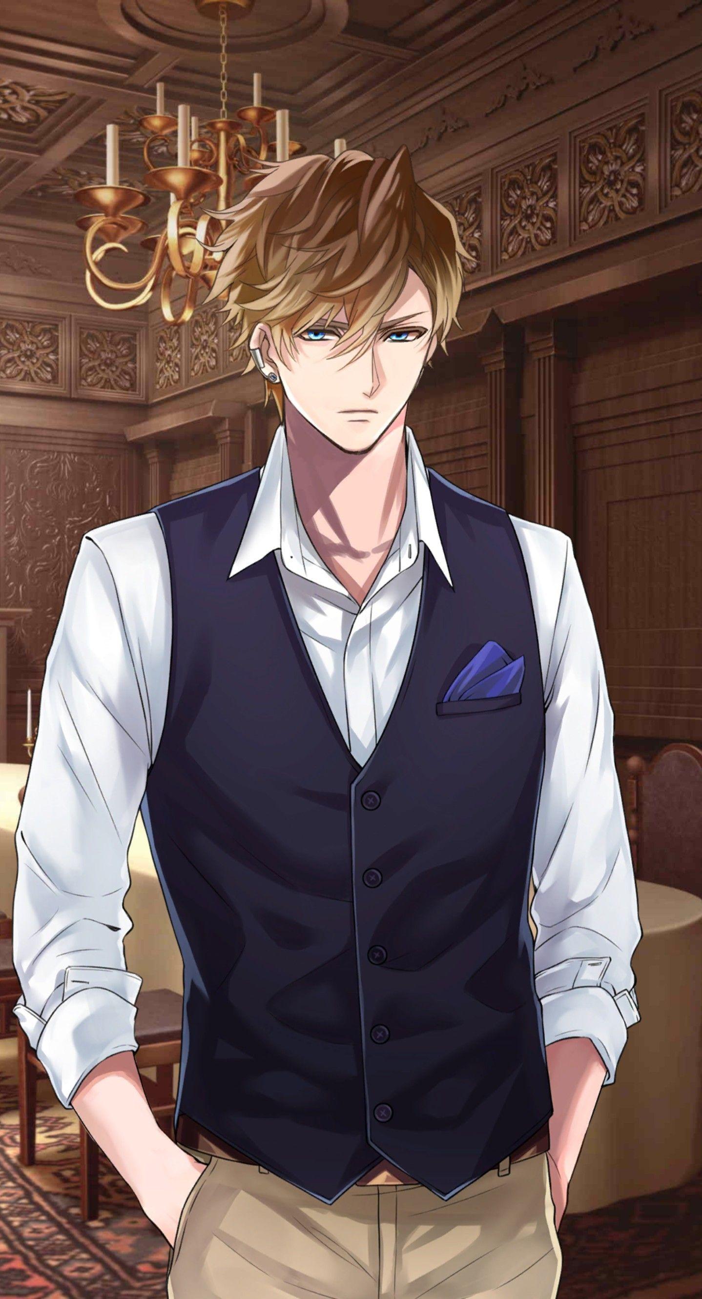 Pin by sulis tia on Ikemen Vampire Anime boy, Anime guys