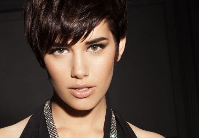 Coiffure cheveux court (coupe courte franck provost) | j'aime | Coiffures cheveux courts ...