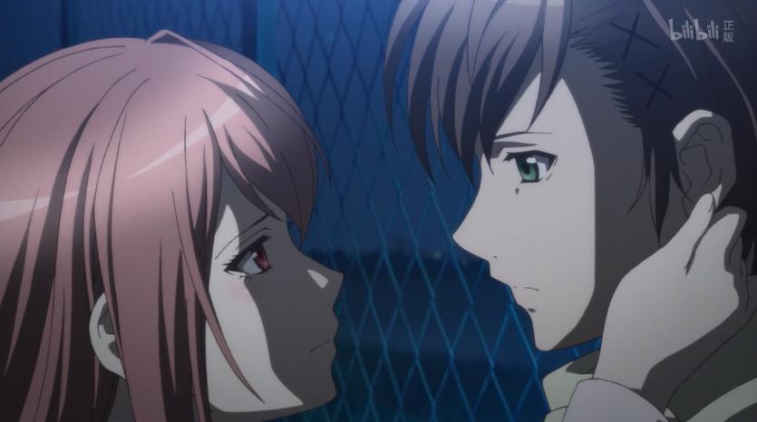 Kusaribe Hakaze & Takigawa Yoshino // screen-capture | Parejas de ...