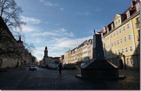 Plaza en Görlitz
