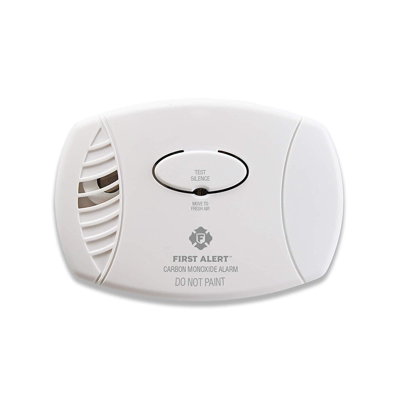Carbon Monoxide Detectors 115943 First Alert Co605 Plug In Carbon Monoxide Detector Carbon Monoxide Alarms Carbon Monoxide Detector Camper Van Conversion Diy