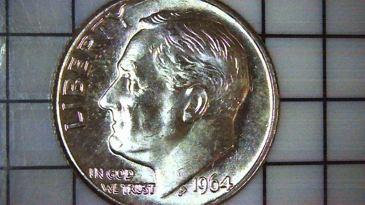 1987 D Roosevelt Dime  **FREE SHIPPING**