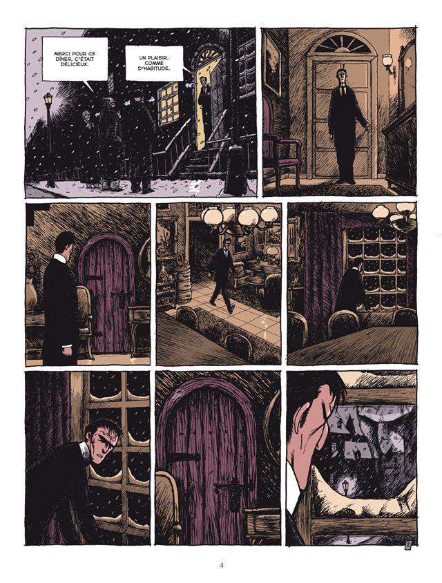L'Étrange cas du Dr Jekyll et de Mr Hyde by Pere Mejan