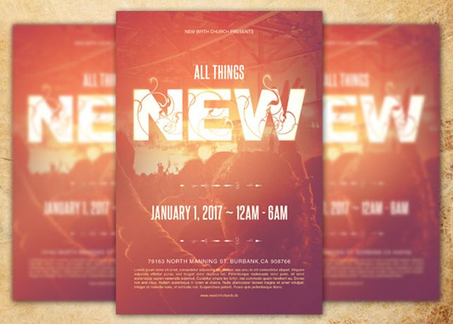 Black Friday Sale Flyers By Gouravji On Creativemarket