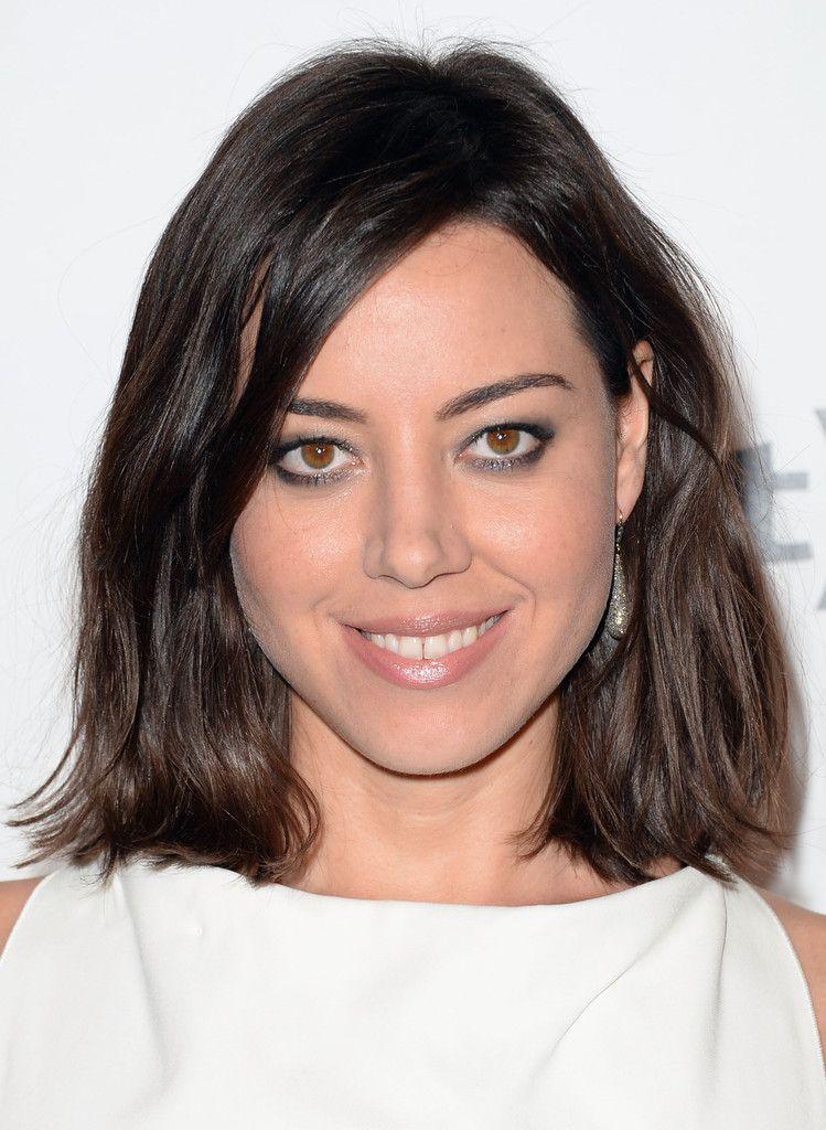 Aubrey Plaza In 2018 Hair Pinterest Hair Hair Cuts And Hair